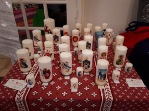 Expo bougies Candelys