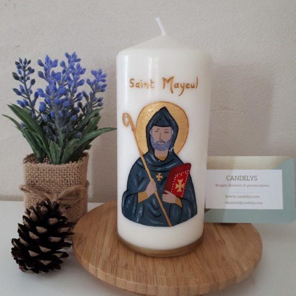 Saint Mayeul Candelys Bougie