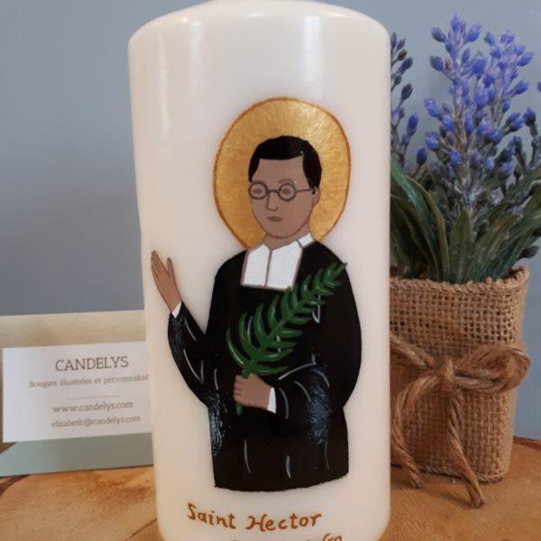 Saint Hector Valdivieso Candelys Bougie