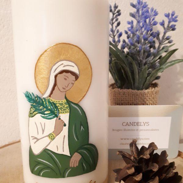 Sainte Blanche Candelys Bougie