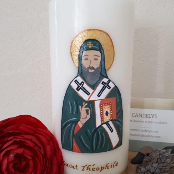 Saint Théophile Candelys Bougie