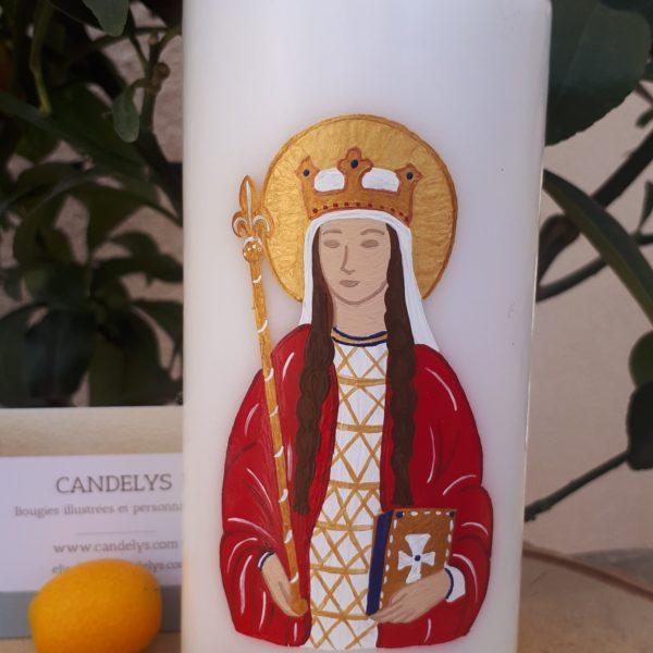 Sainte Mathilde Candelys Bougie