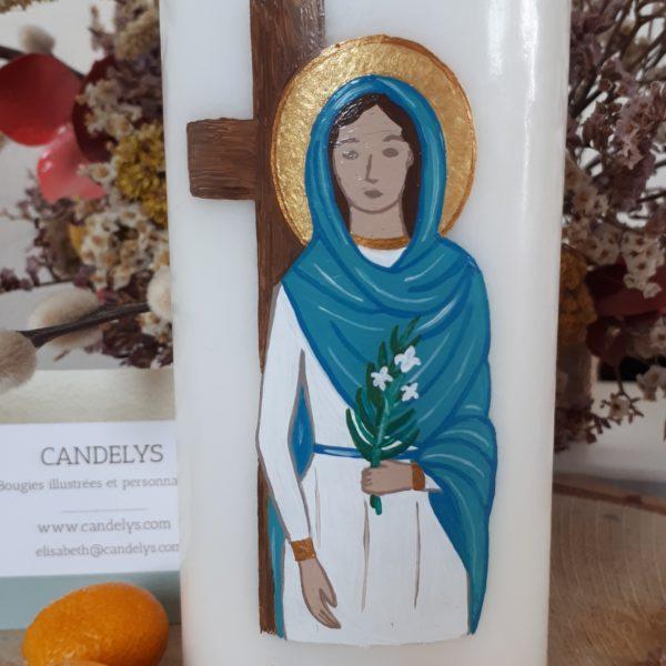 Sainte Pia Candelys Bougie