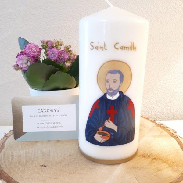 Saint Camille Candelys Bougie