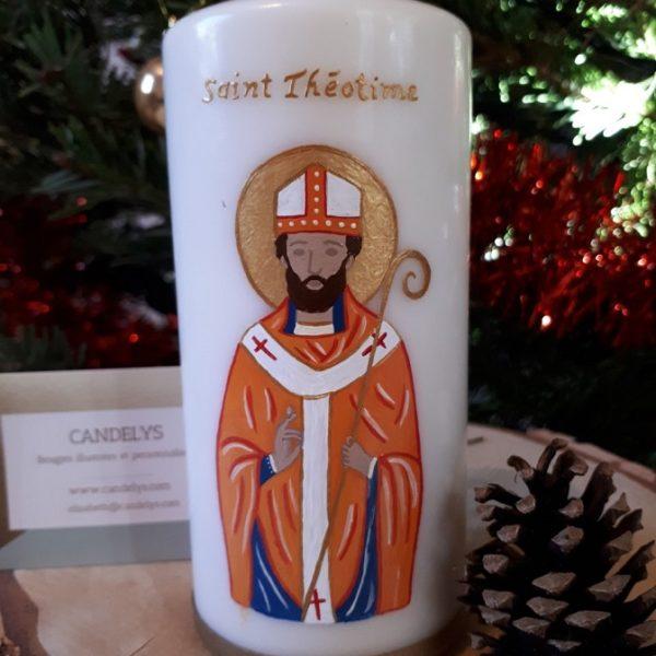 Saint Théotime Candelys Bougie