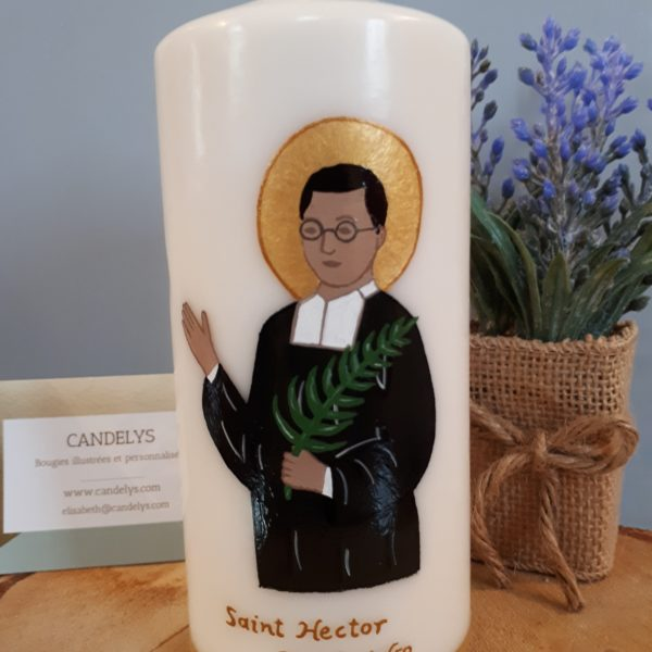 Saint Hector Valdivieso Candelys Bougie
