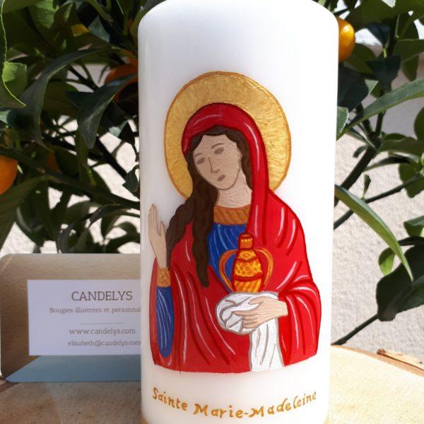 Sainte Marie-Madeleine Candelys bougie