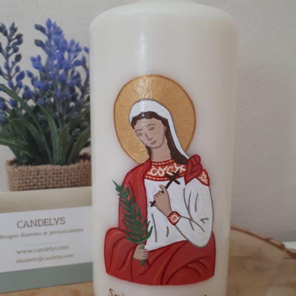 Sainte Sabine Candelys Bougie