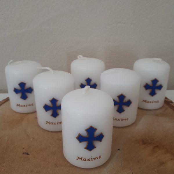 Croix occitane Profession de foi