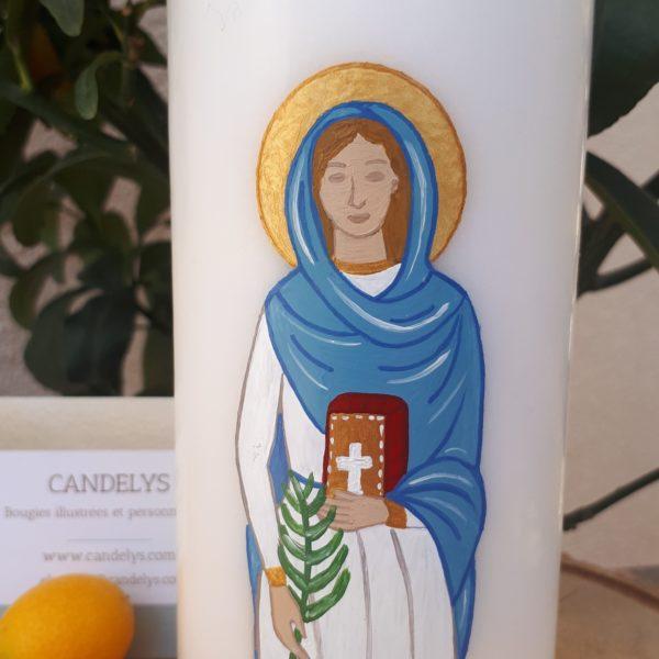Sainte Suzanne Candelys Bougie